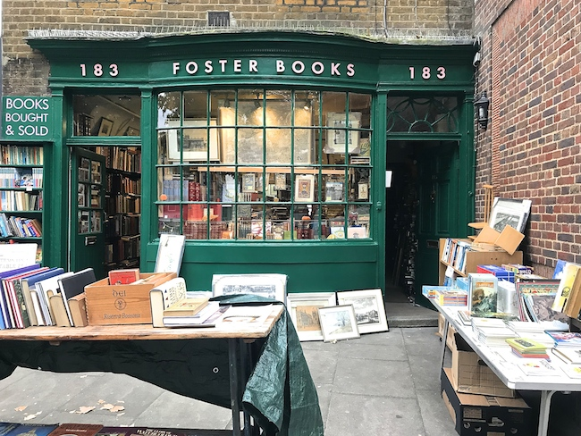 Foster Books Chiswick