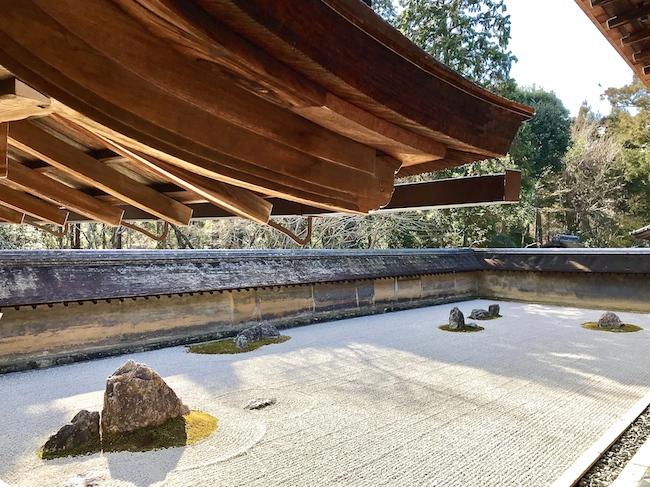 Ryoanji Temple