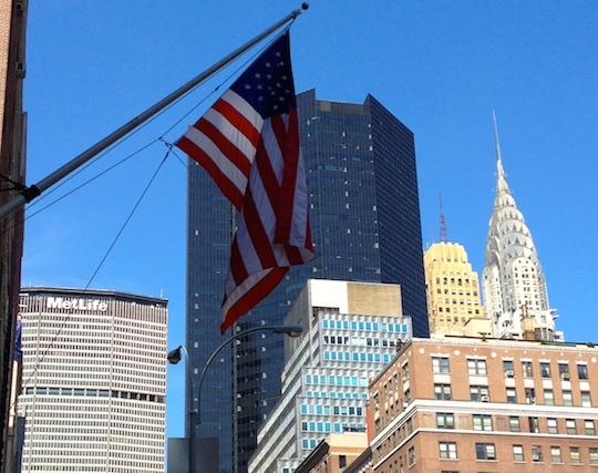 U.S.A. (parte tre: NYC)
