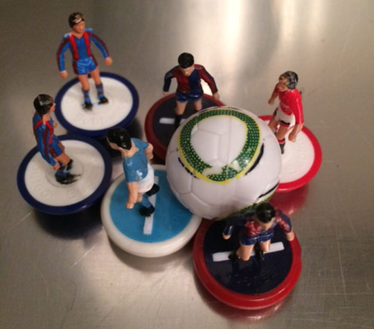 I Mondiali di Calcio in casa mia