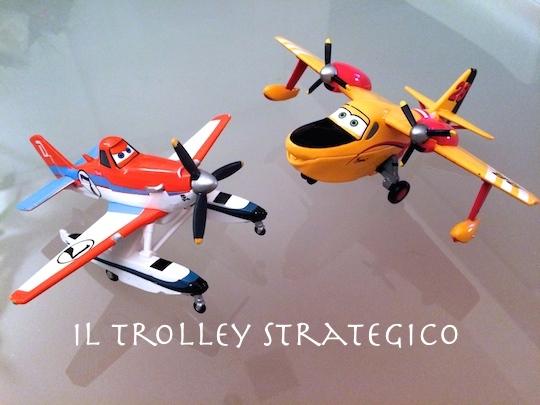 Il trolley strategico