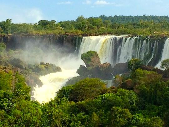 Cascate di Iguazù, Garganta del Diablo