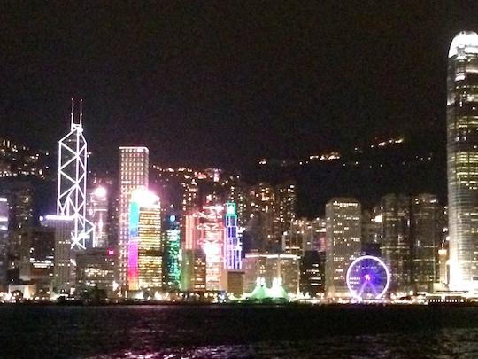 Alla scoperta di Hong Kong Day 1