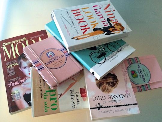 Cinque libri di moda: la mia personale classifica