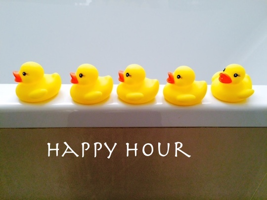 Happy Hour (in senso ironico)