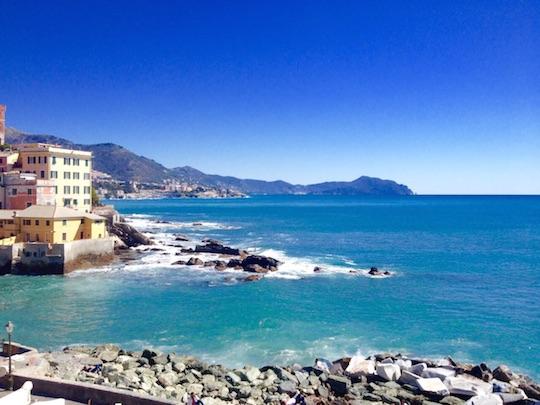 Genova è Mare, Focaccia, e molto altro