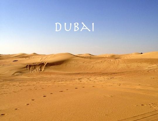 Dubai: grattacieli e deserto