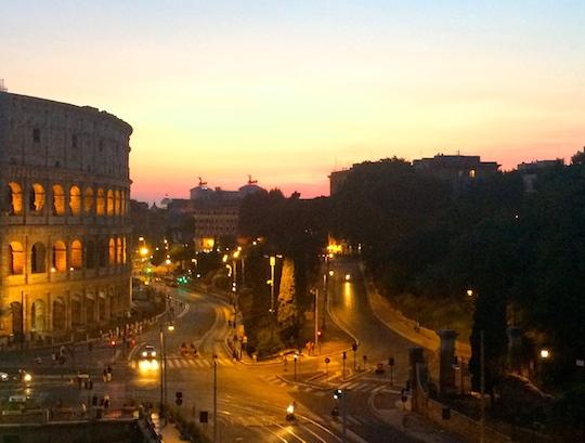 Luglio: un concerto imperdibile e una cena sui tetti di Roma