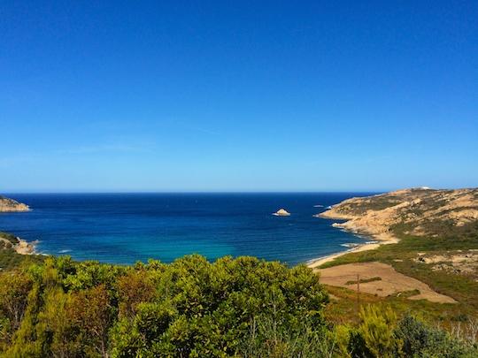 Corsica in cinque scatti