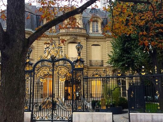 Parigi in autunno