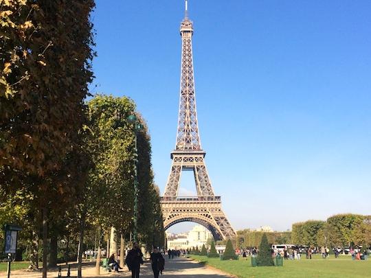 Cool Restaurants a Parigi