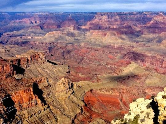 USA 2016 parte 4 Bryce Canyon e Grand Canyon