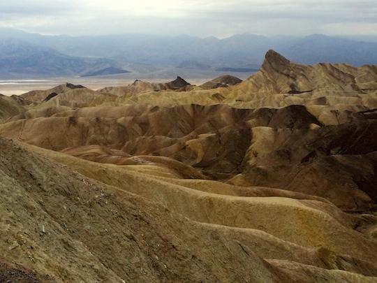 USA 2016 parte 6 Death Valley National Park