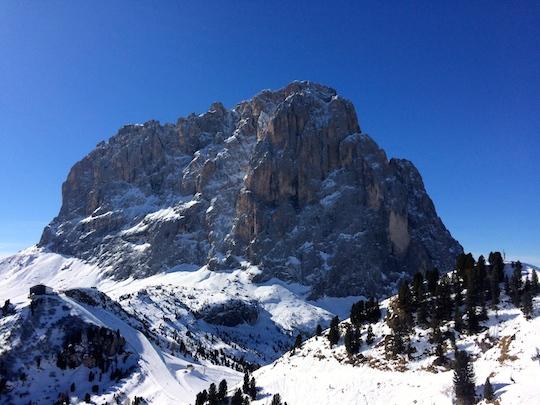 Dolomiti, giro dei Quattro Passi (Sellaronda)