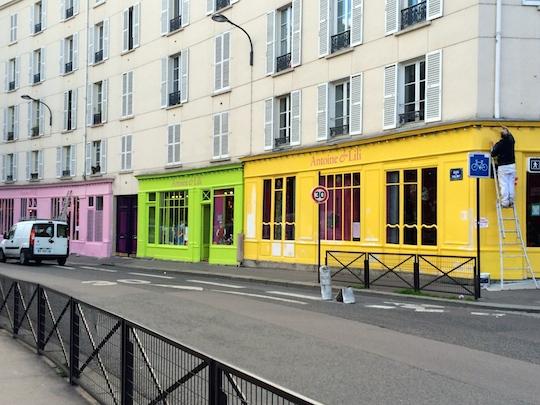Parigi Canal Saint Martin