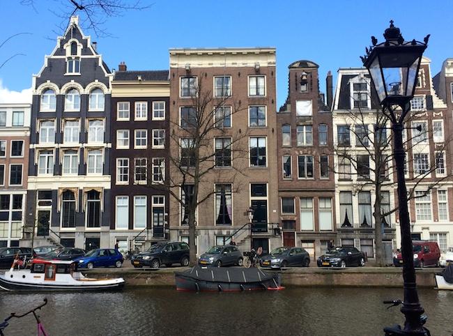 Amsterdam e i tulipani in fiore (parte uno)