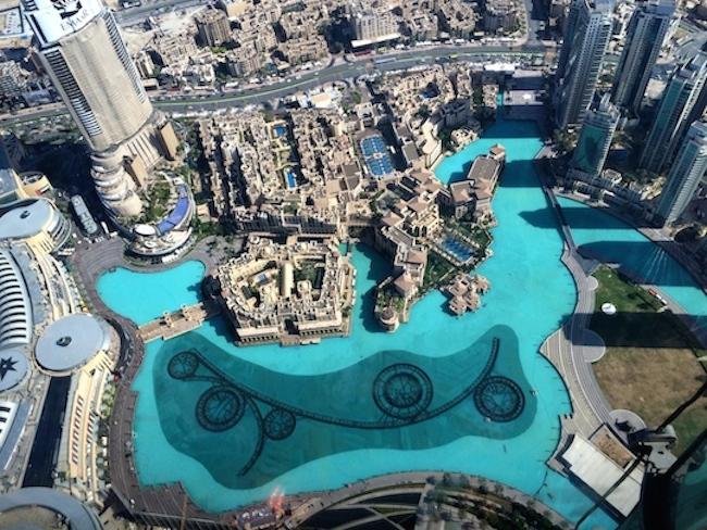 Stopover a Dubai
