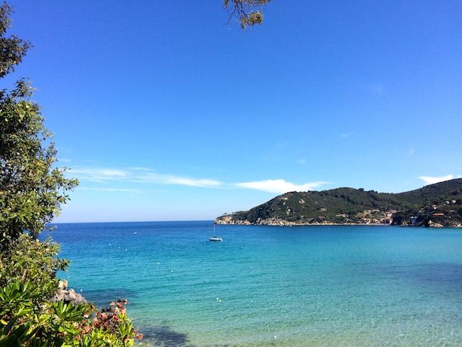Elba, il Golfo della Biodola
