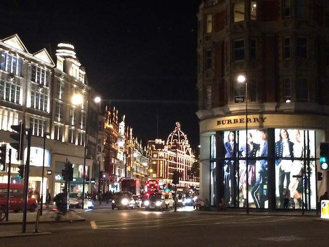 3 Ristoranti cool di Londra: Sketch, Zuma e Hakkasan