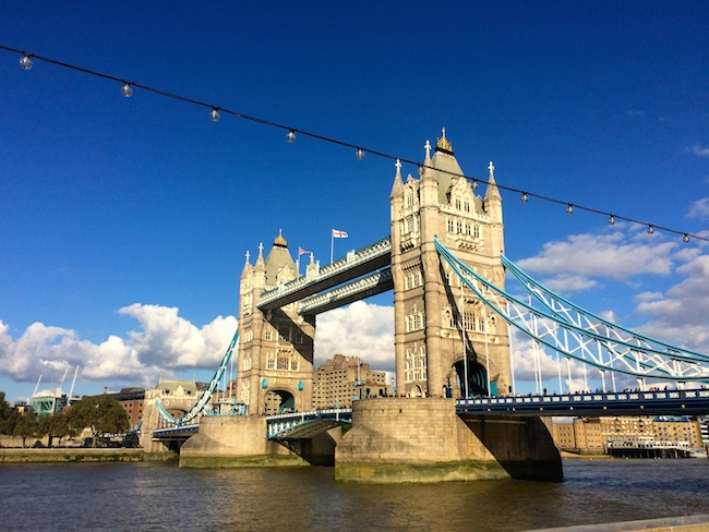 Londra in autunno: da St James's Park a Tower Bridge