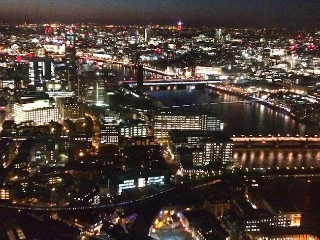 Ristoranti di Londra con vista