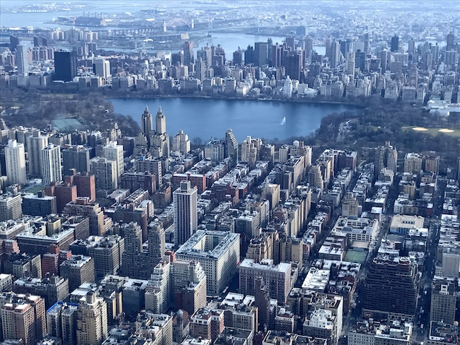 Quattro giorni a New York: Midtown, Central Park, Upper East Side