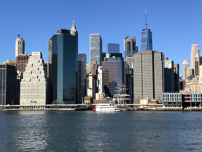 Quattro giorni a New York: Brooklyn Heights, South Street Seaport, Financial District