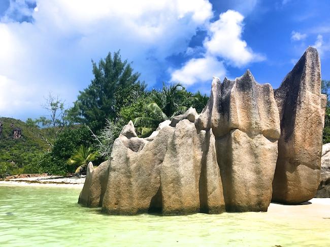 Seychelles Diario di viaggio Parte Due Praslin, La Digue e Curieuse Island