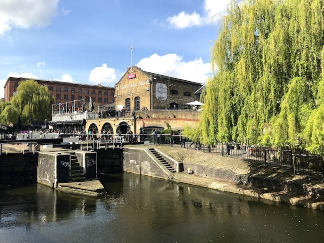 Londra itinerari alternativi: da Little Venice a Camden Town