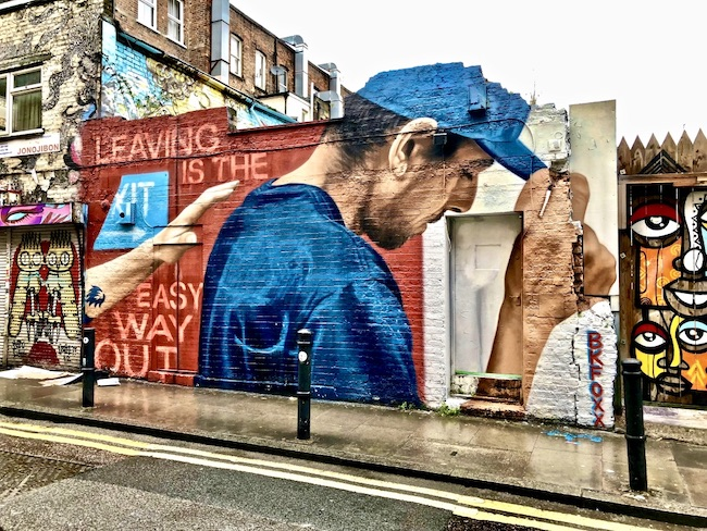 Esplorando i quartieri di Londra: Shoreditch e Brick Lane