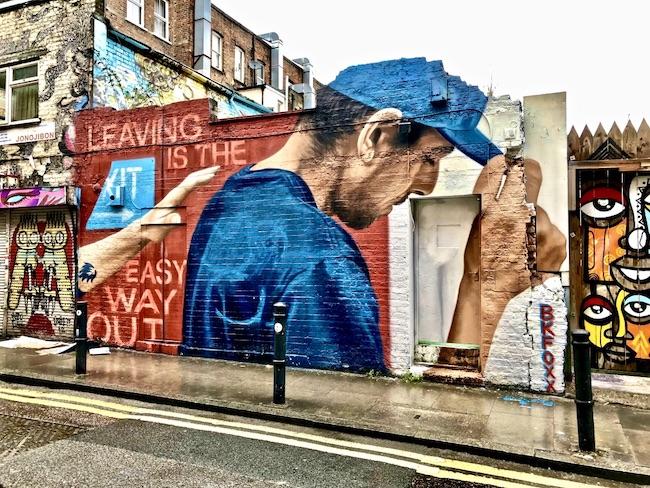 Esplorando i quartieri di Londra: Shoreditch e Brick Lane