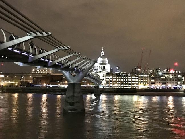 Un anno di Londra