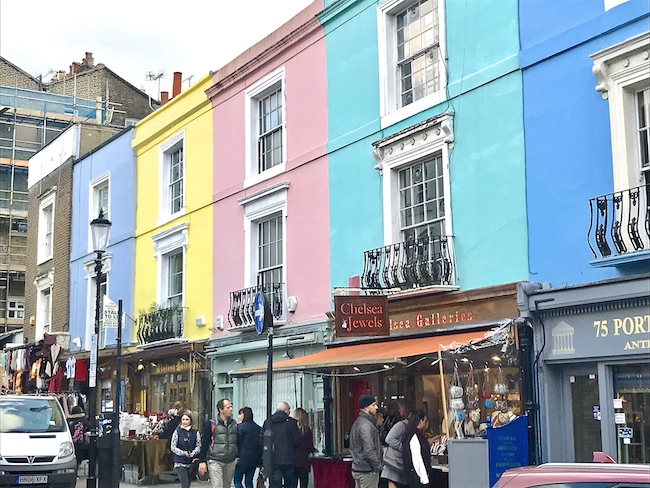 Esplorando i quartieri di Londra: Notting Hill