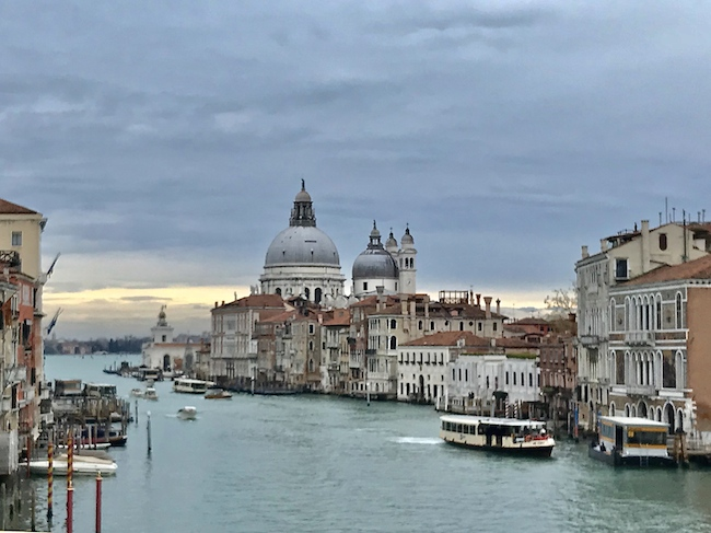 Dicembre a Venezia, fuga di quarantotto ore
