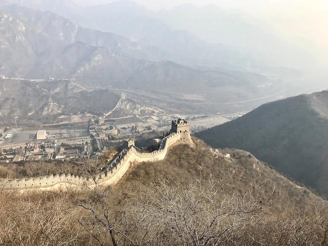 Pechino, Grande Muraglia e Città Proibita