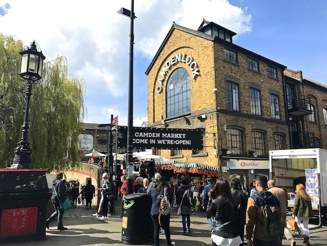 Esplorando i quartieri di Londra: Camden Town