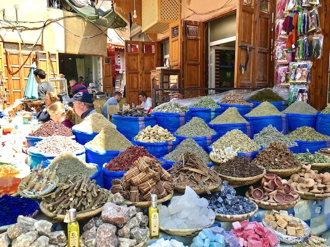 Souk Medina Marrakech