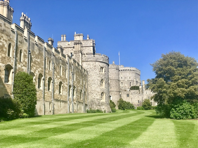 Picnic a Windsor, nei luoghi del Royal Wedding