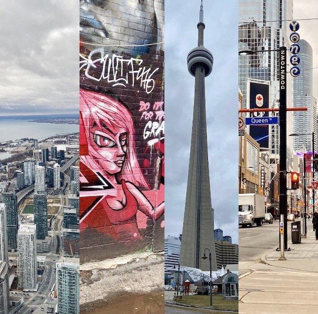Stopover in Toronto