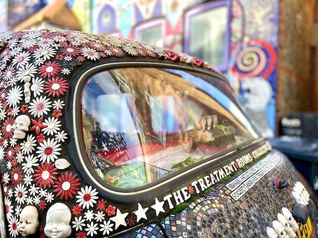 Venite a scoprire la Mosaic House di Chiswick, a West London