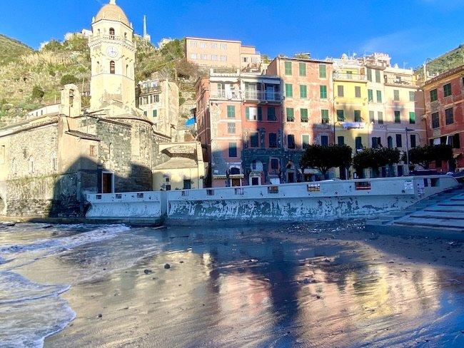 Visitare le Cinque Terre da Monterosso a Vernazza