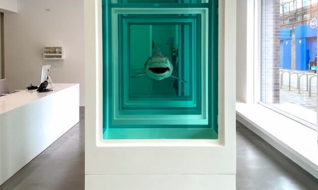 """Damien Hirst in mostra alla Newport Street Gallery """"End of a Century"""""""
