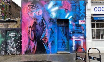 Tutta la Street Art a Brick Lane e dintorni aggiornata al 2021 con mappa